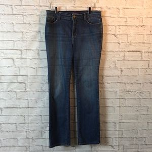 NOT YOUR DAUGHTER'S JEANS Bootcut NYDJ Lift & Tuck